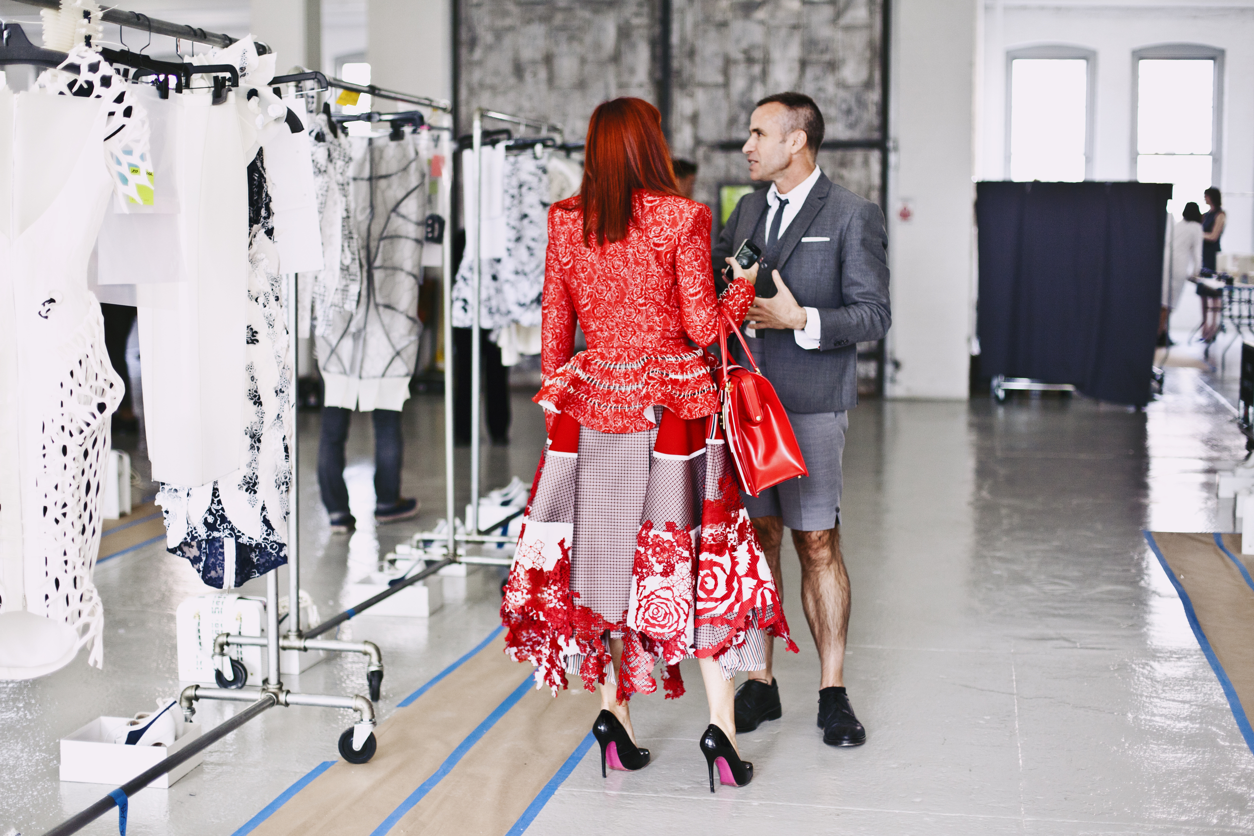 Thom Browne for Refinery29