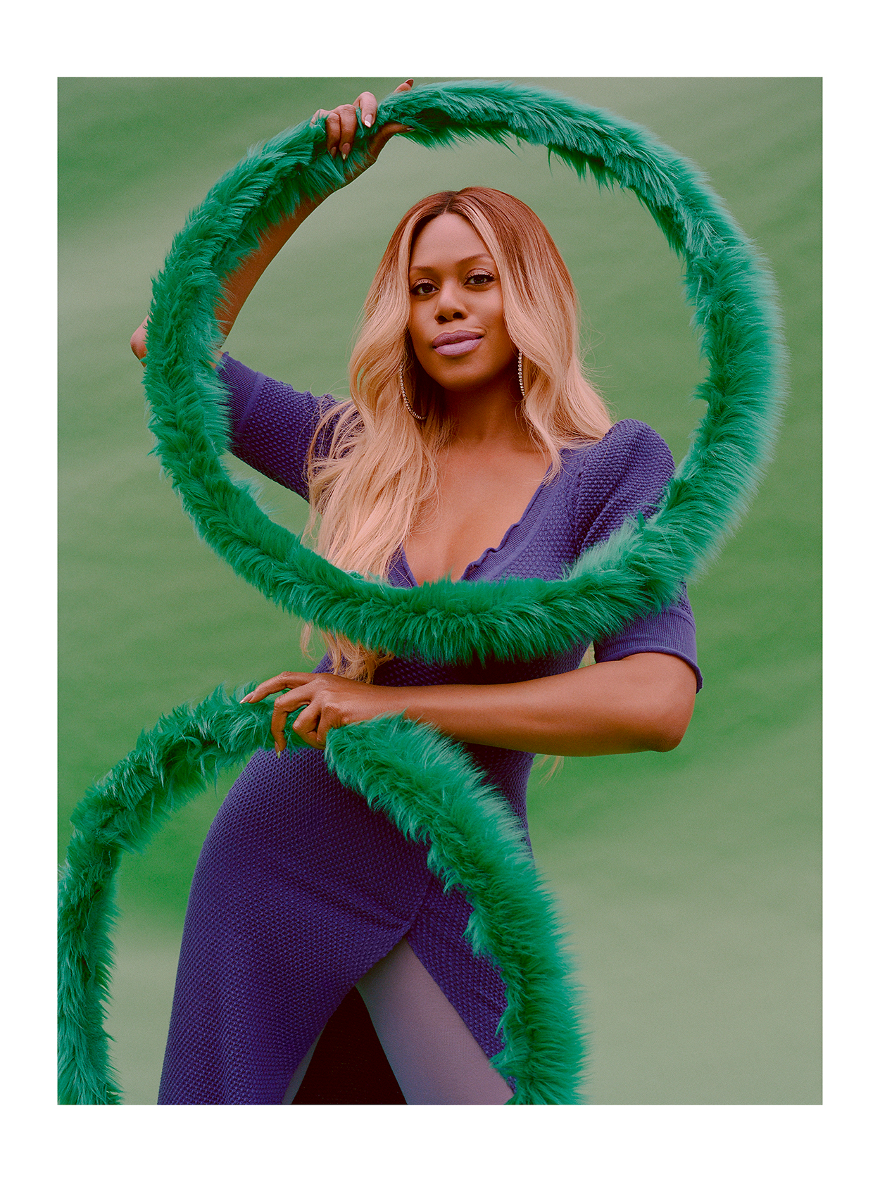 laverne cox for gay times