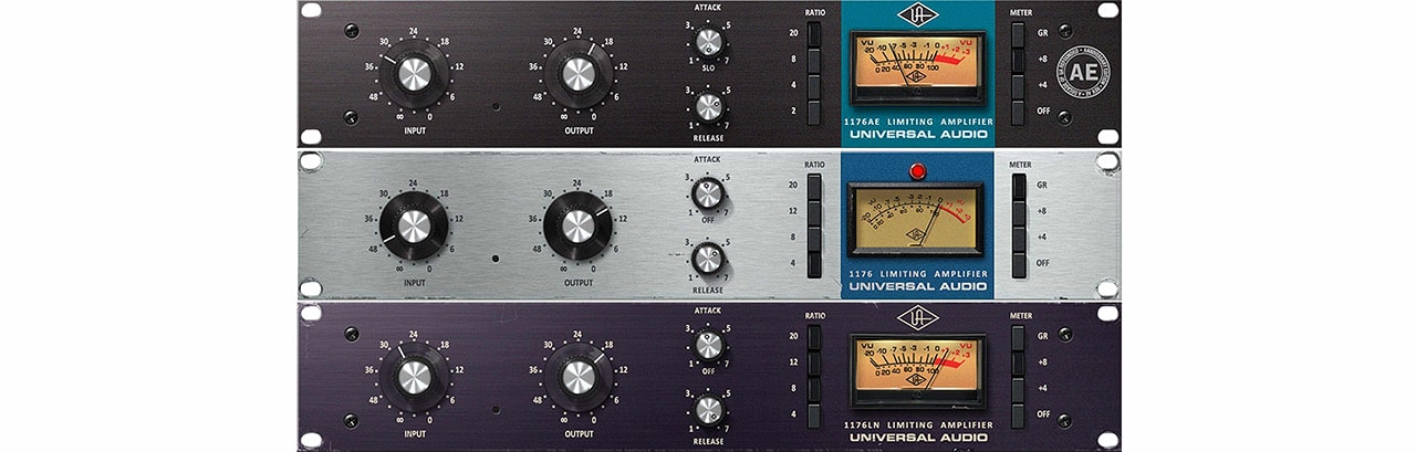 Universal Audio - 1176LN Classic Limiting Amplifier