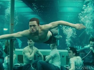 It was at this point in the movie when I sincerely hoped they would all drown and the movie would be over.