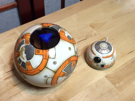 Magic BB-8 Ball image courtesy of  shidefen . Genius, right?