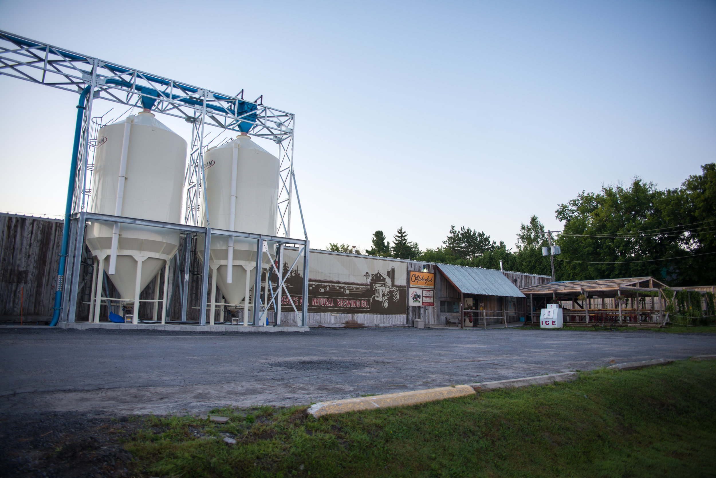 Beau's All Natural Brewing Company, Vankleek Hill, Ontario