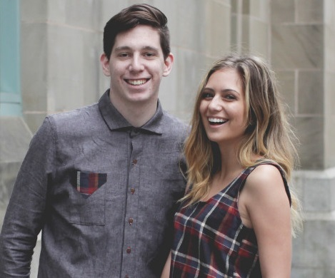 Kayley Reed and Kyle MacNevin: Co-founders of Wear Your Label