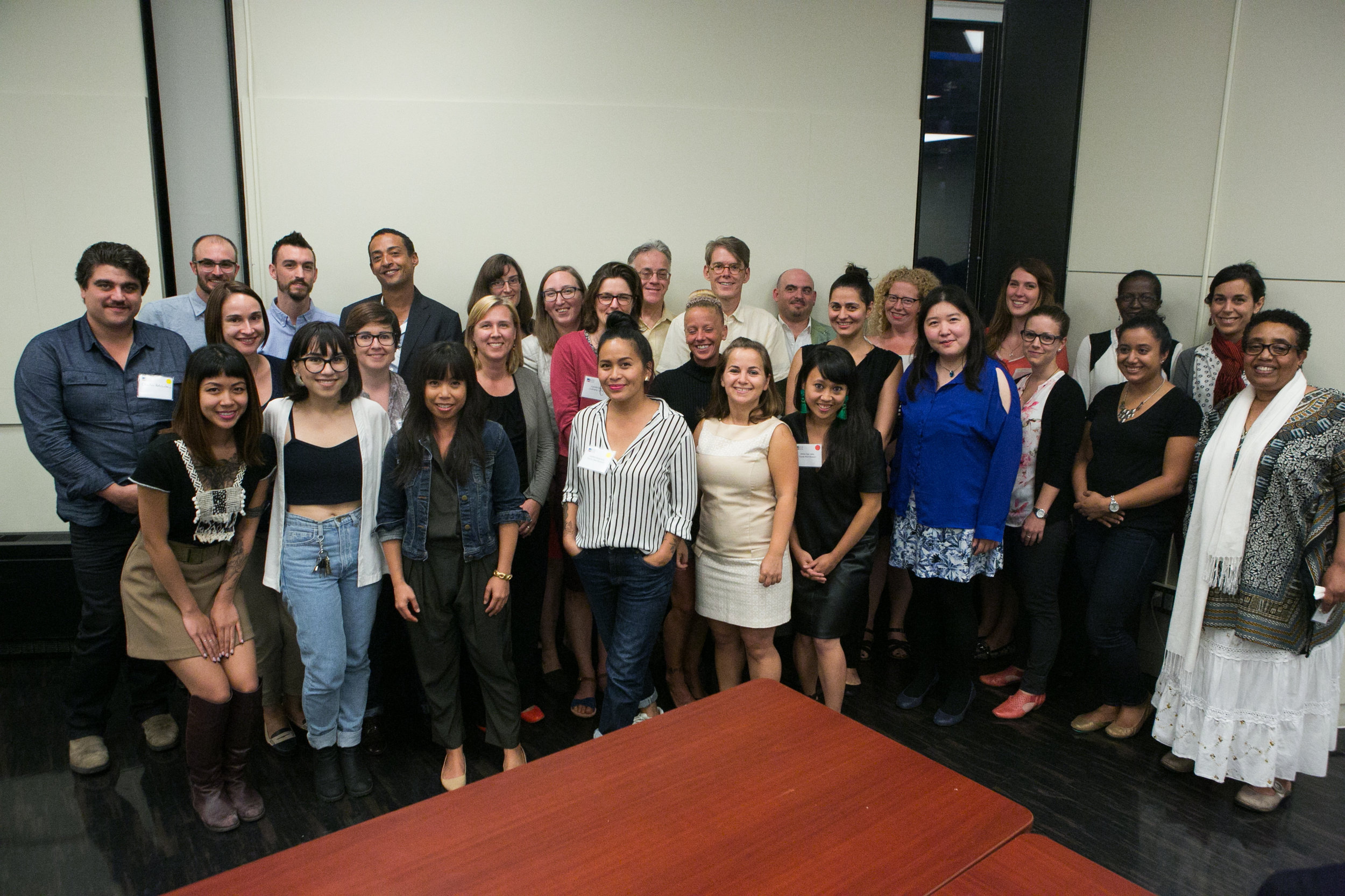 Toronto Ward Museum - Inaugural Partner Meeting