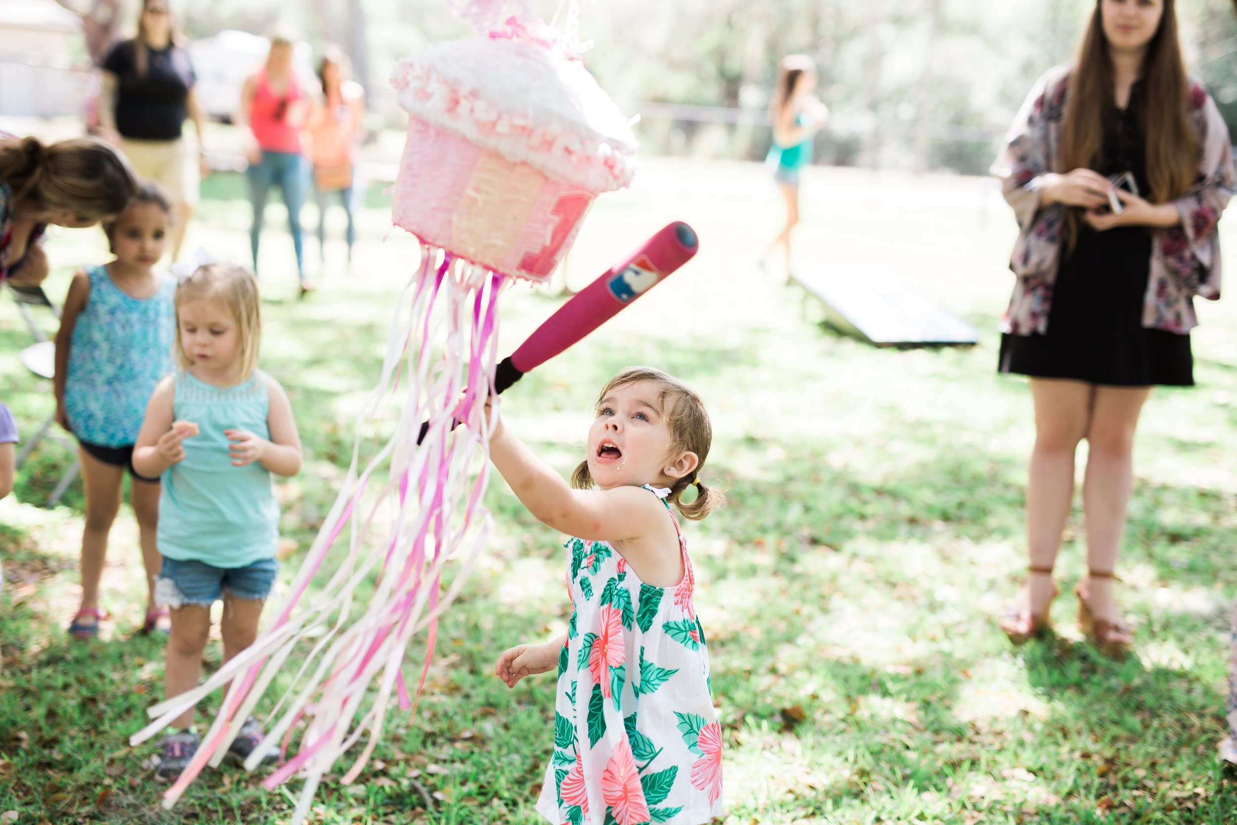 first birthday party, pinellas county fl