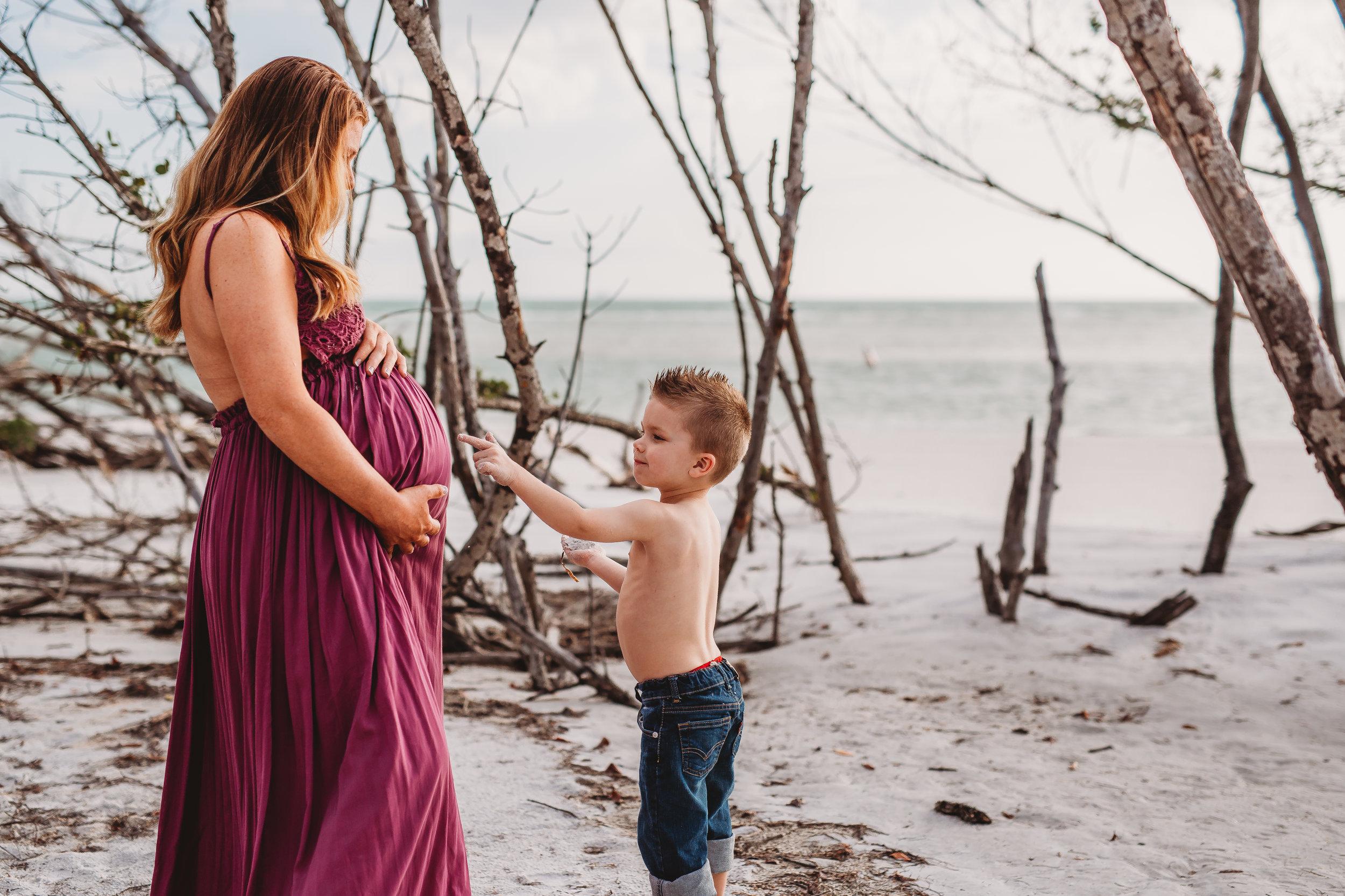 Tampa Maternity photo shoot