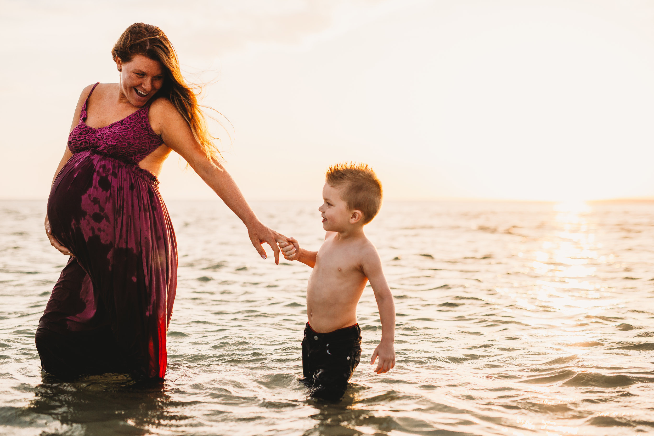 mother and son photography, Tampa fl