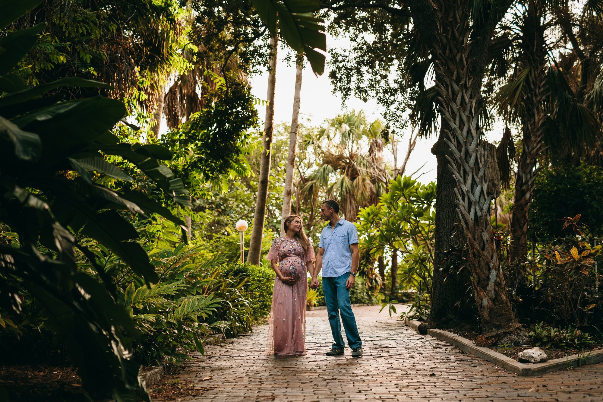 maternity photo session, tampa bay fl