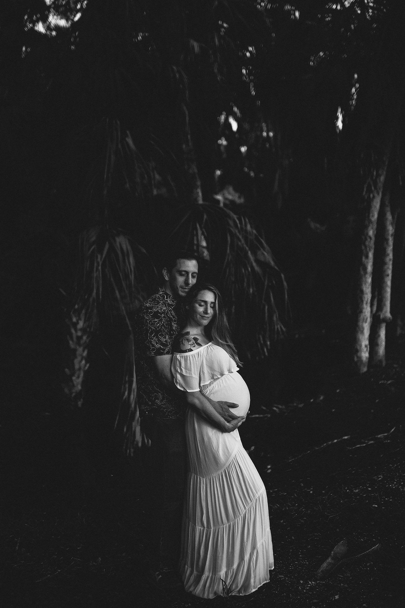couples portrait session, st pete fl