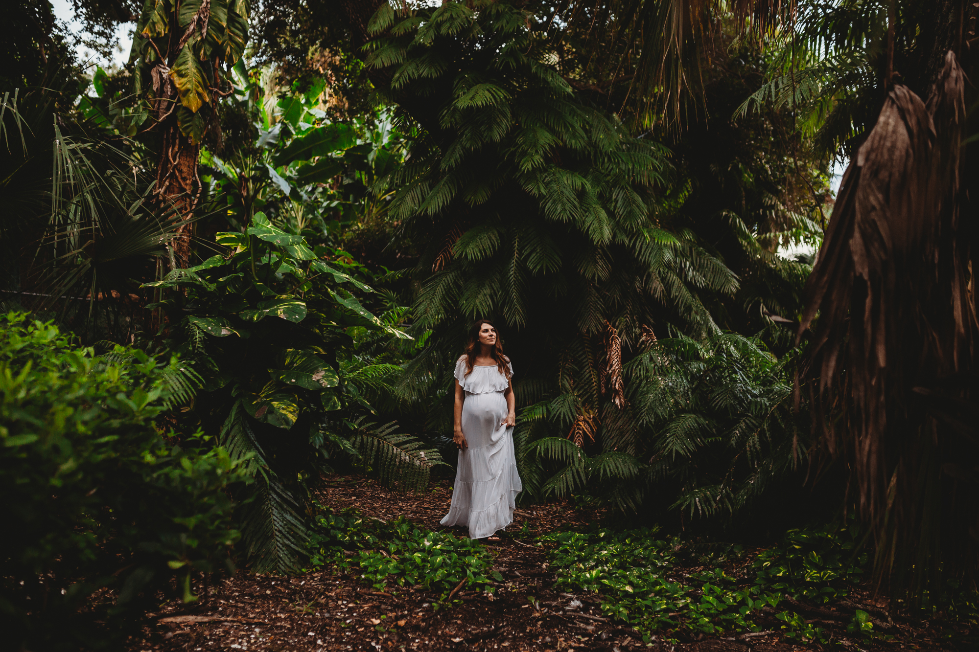 Bohemian Maternity Photo Session, Pinellas County FL