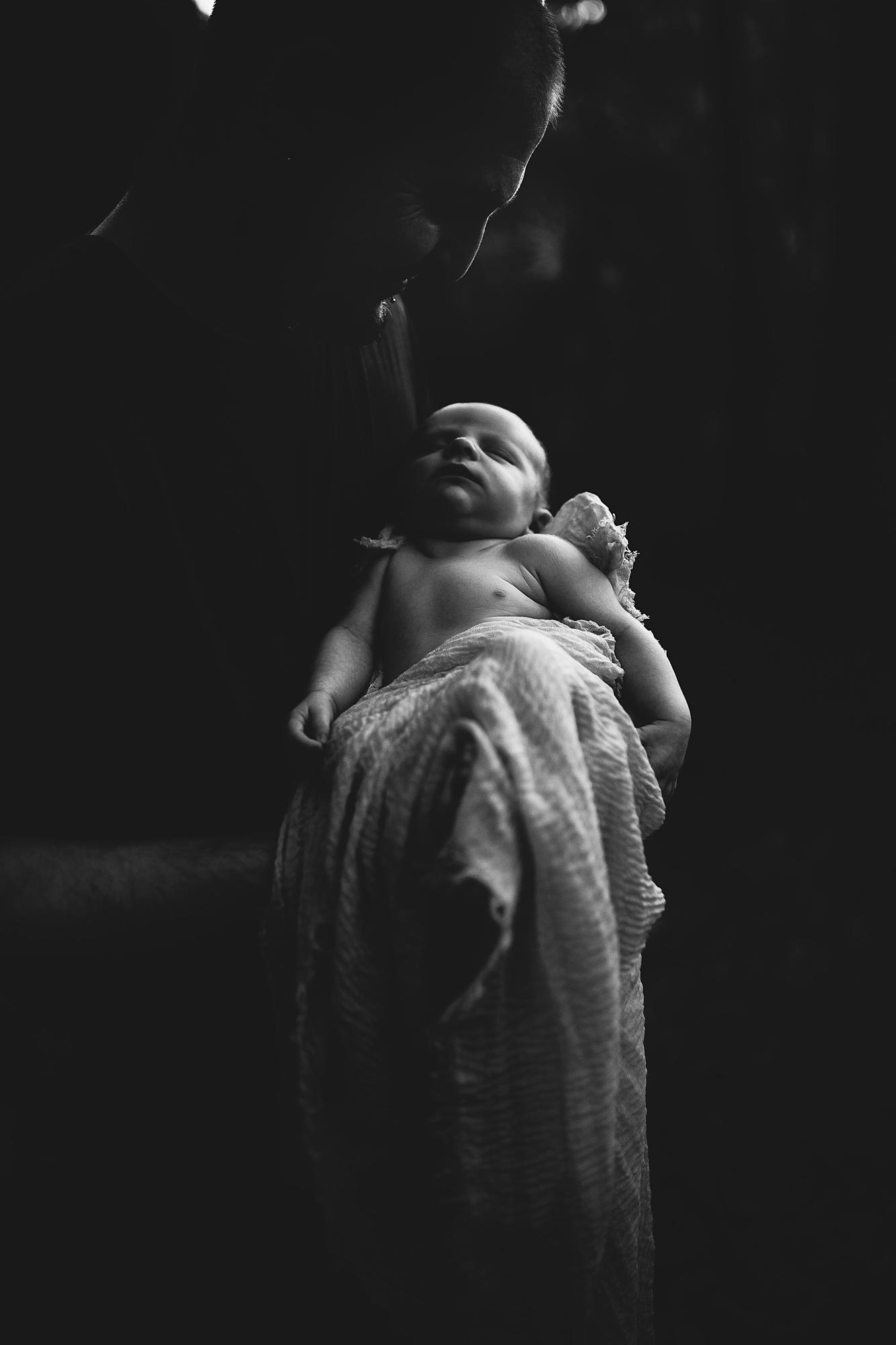 fine art newborn photographer of tampa bay fl