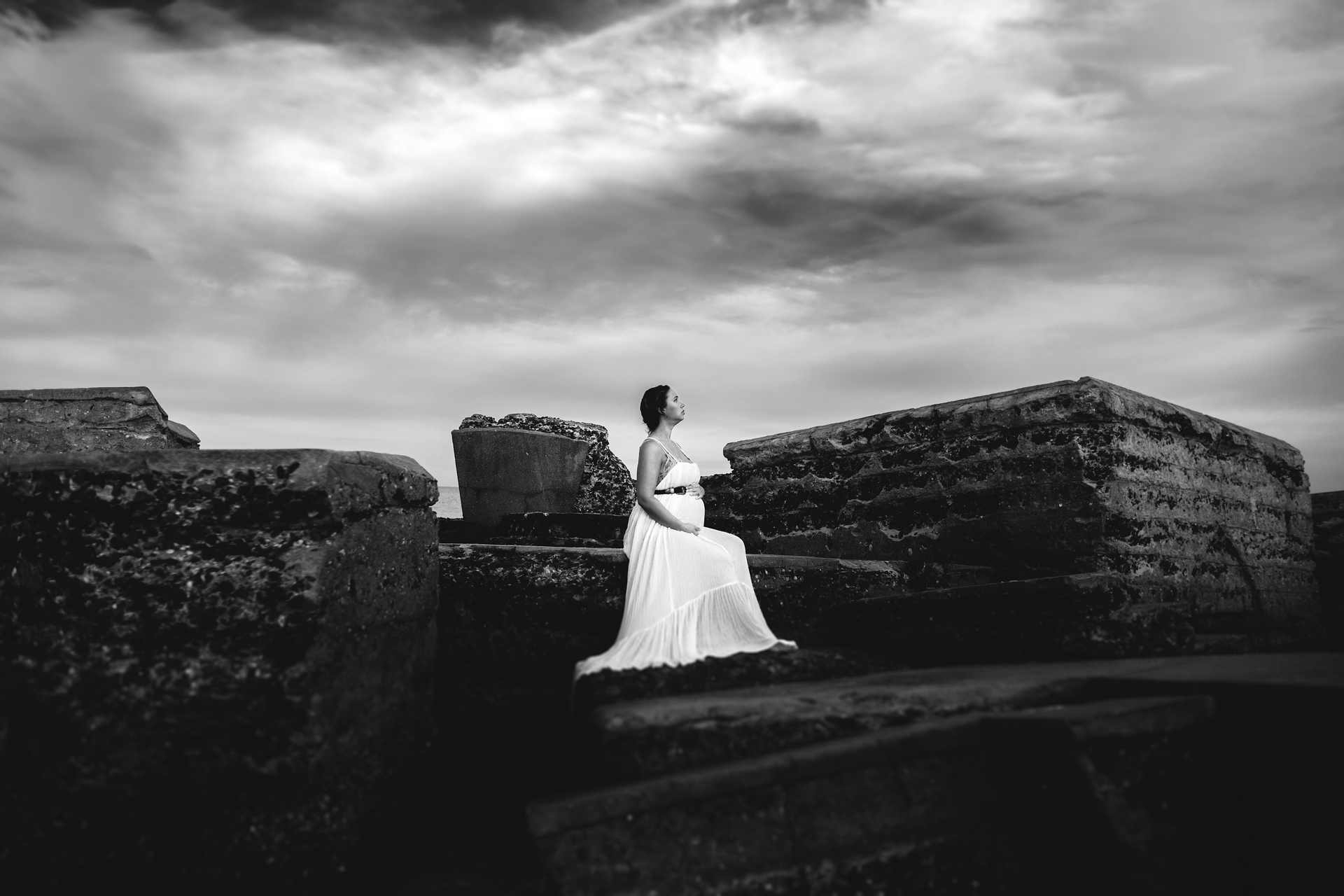 different maternity shoot ideas, tampa portrait photographer