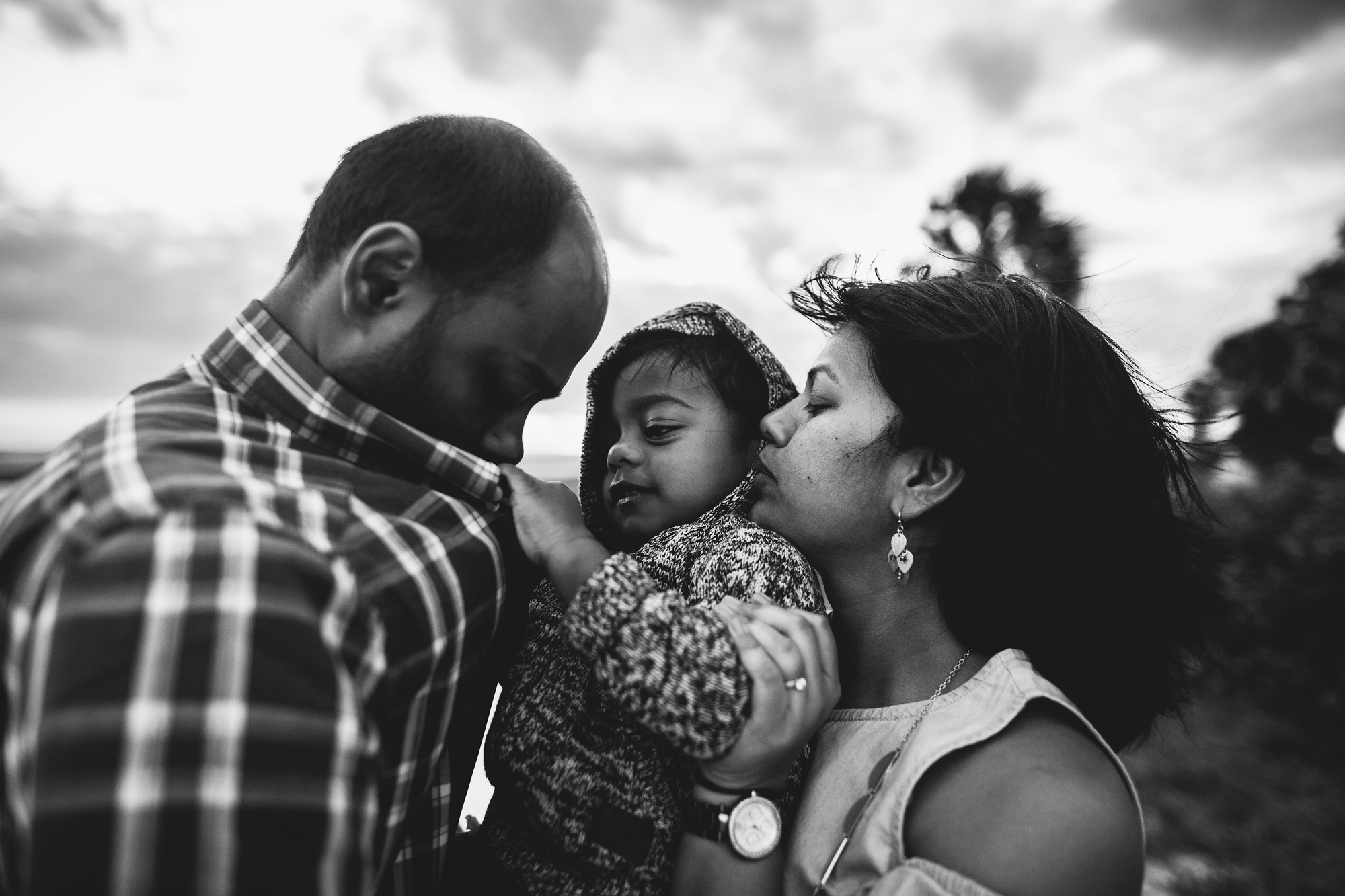 moody family portrait photographer, st pete fl