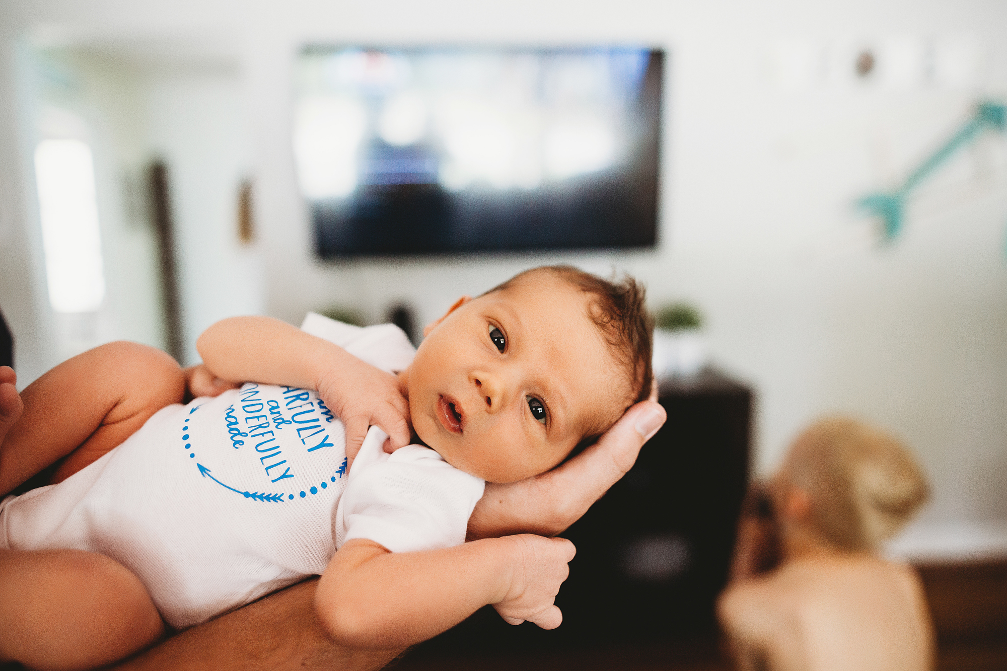 baby photoshoot ideas at home, clearwater and tampa bay fl photographer