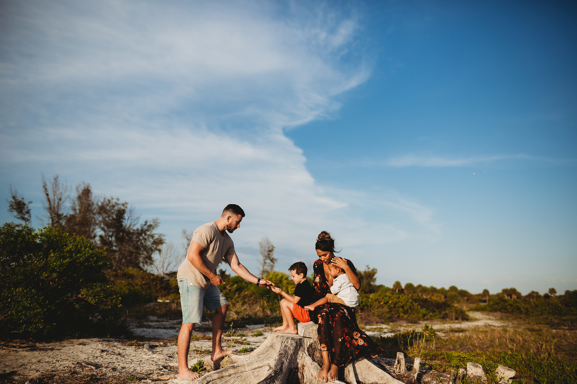 professional family photography, tampa bay fl