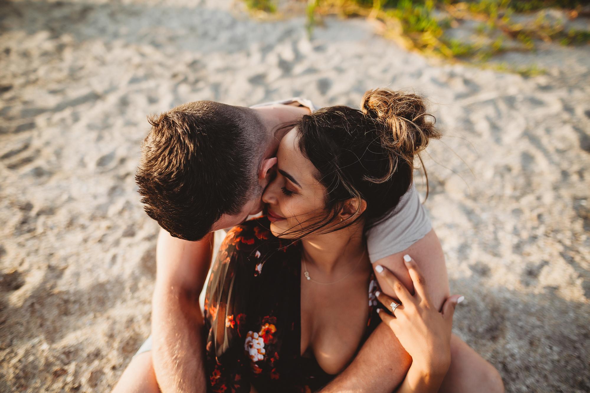 couples family photos, beach family photographer st pete