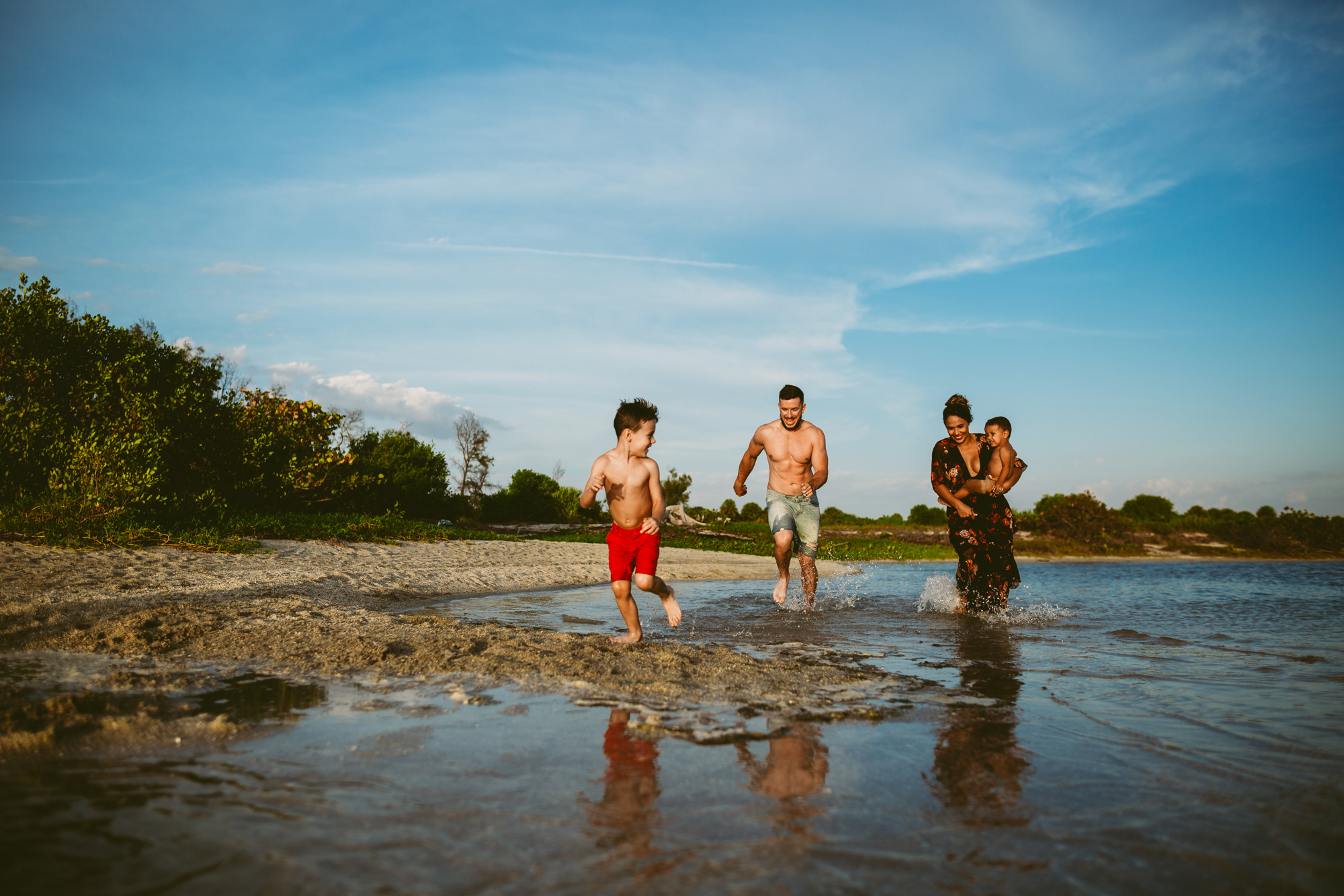 Fall family photographer near me, pinellas county fl