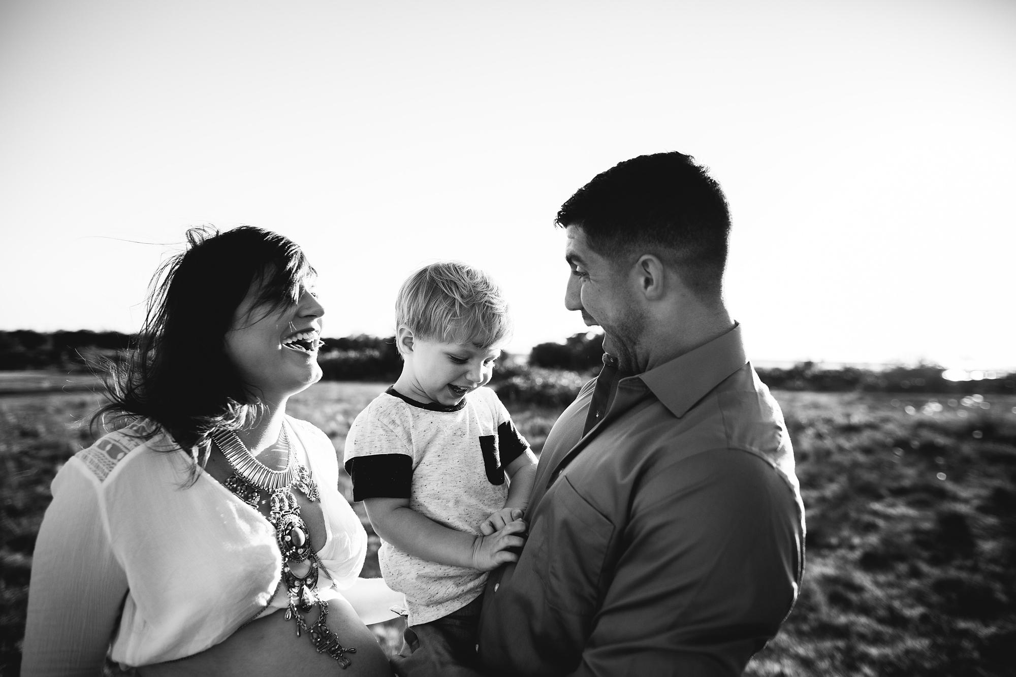 family pregnancy photographer, pinellas county fl
