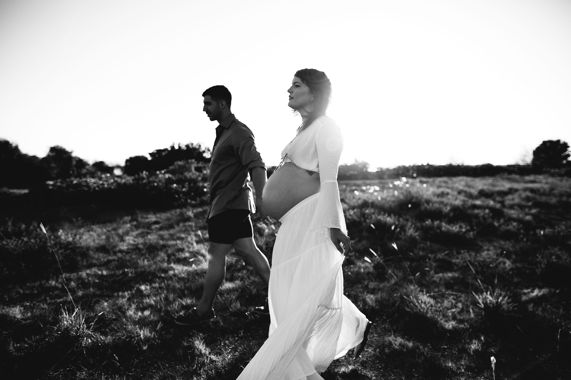 couples beach maternity, tampa baby photographer
