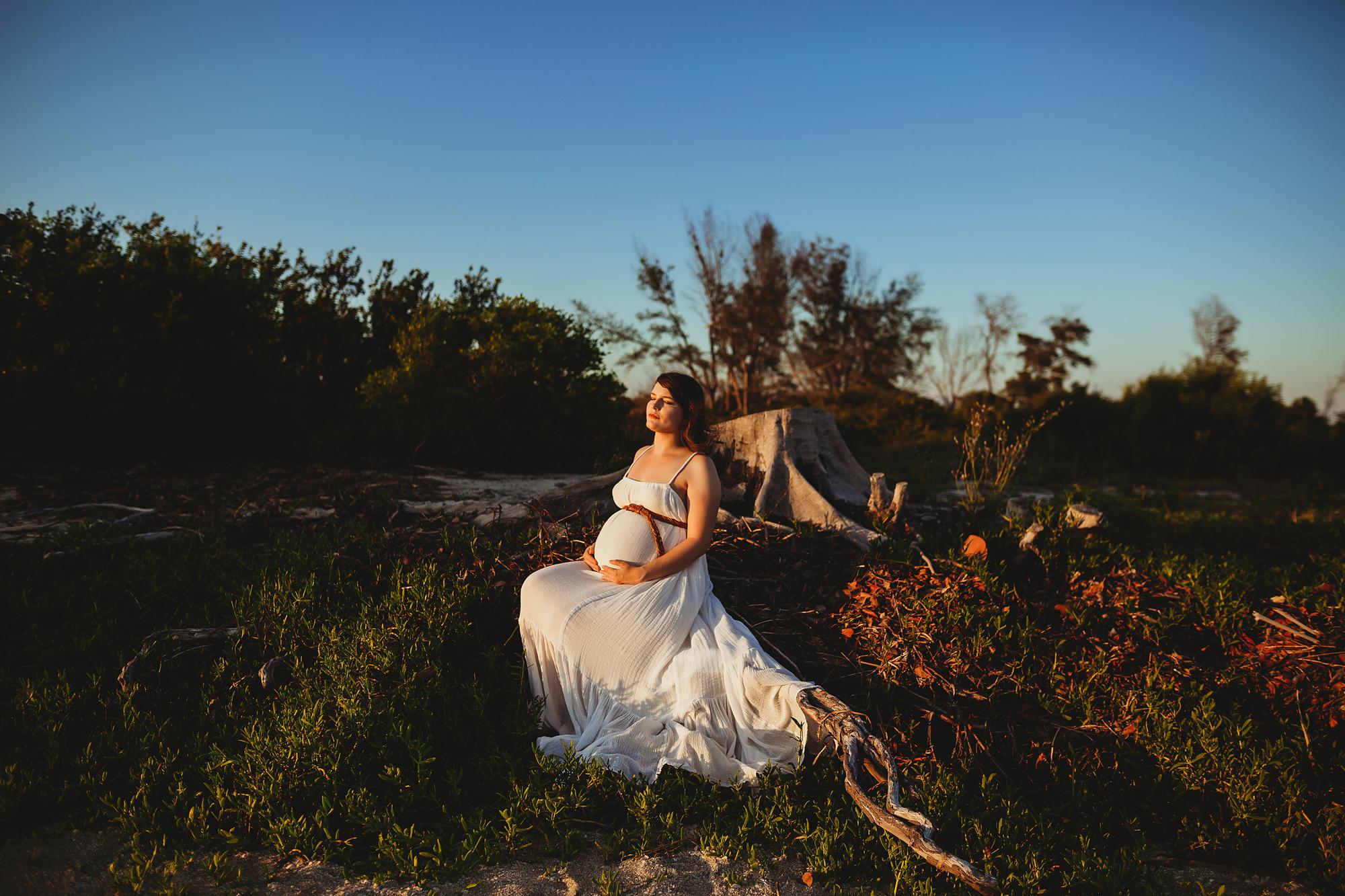 fine art maternity photographer, tampa bay photographer