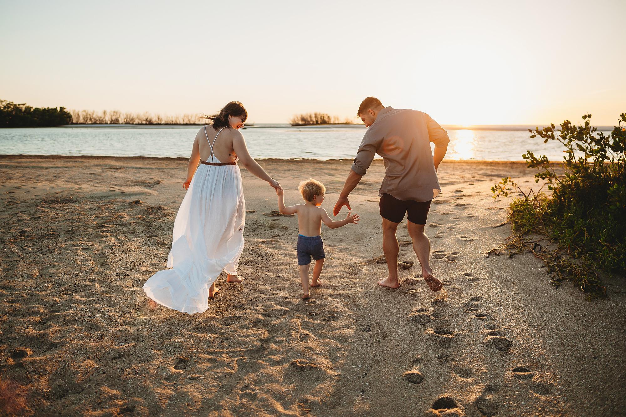 family maternity photos, st pete baby photographer
