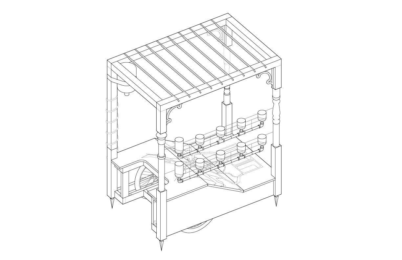 Lab Porch