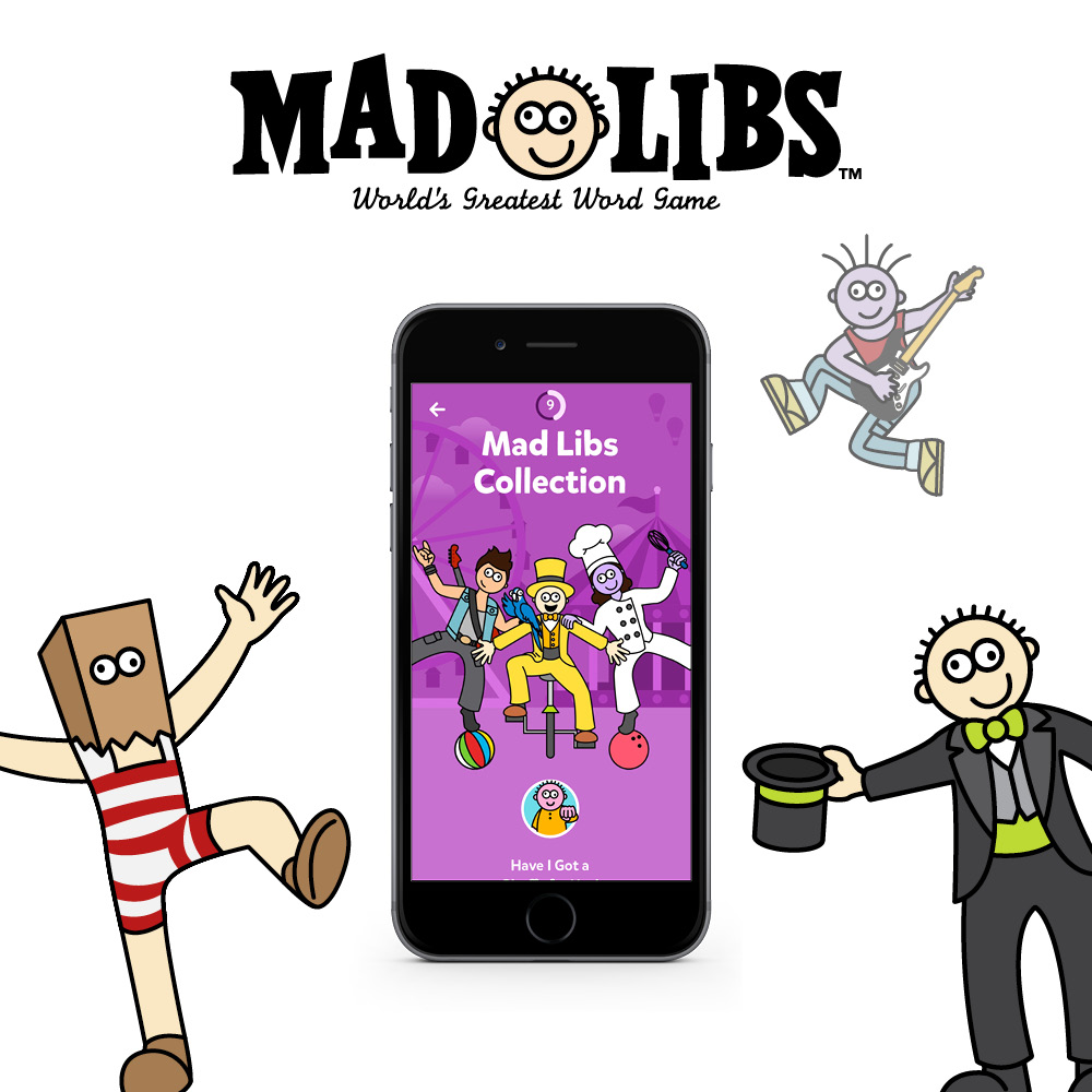 Mad Libs Mobile App