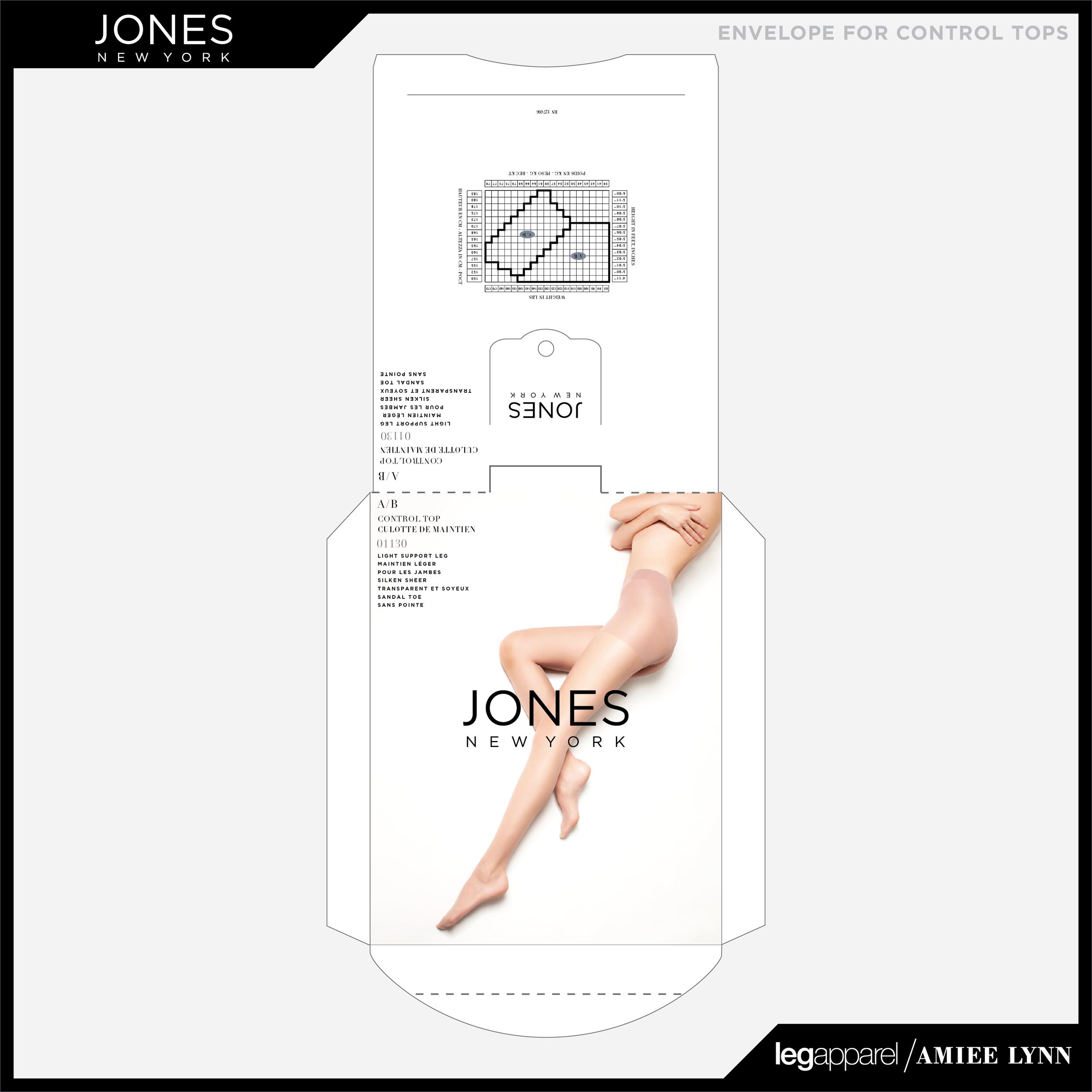 Joneds NY Envelope