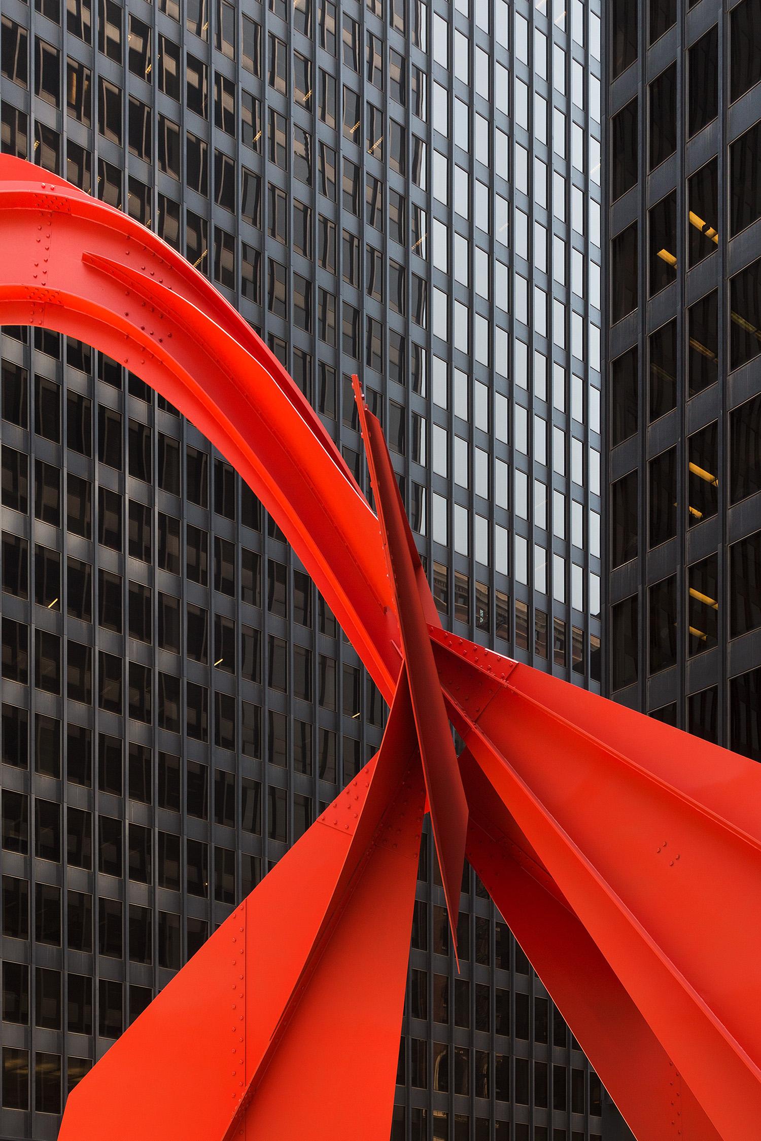 Federal Center / Chicago IL / Mies van der Rohe