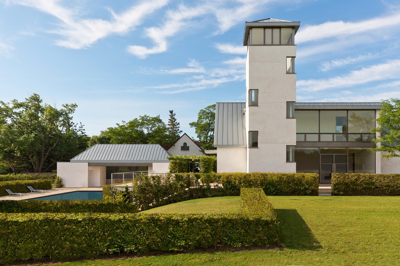 Crab Tree Farms Guest House / Lake Bluff IL / Vinci-Hamp Architects