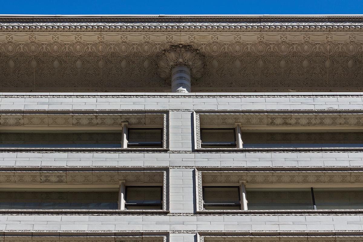 Carson Pirie Scott Building / Chicago IL / Louis Sullivan