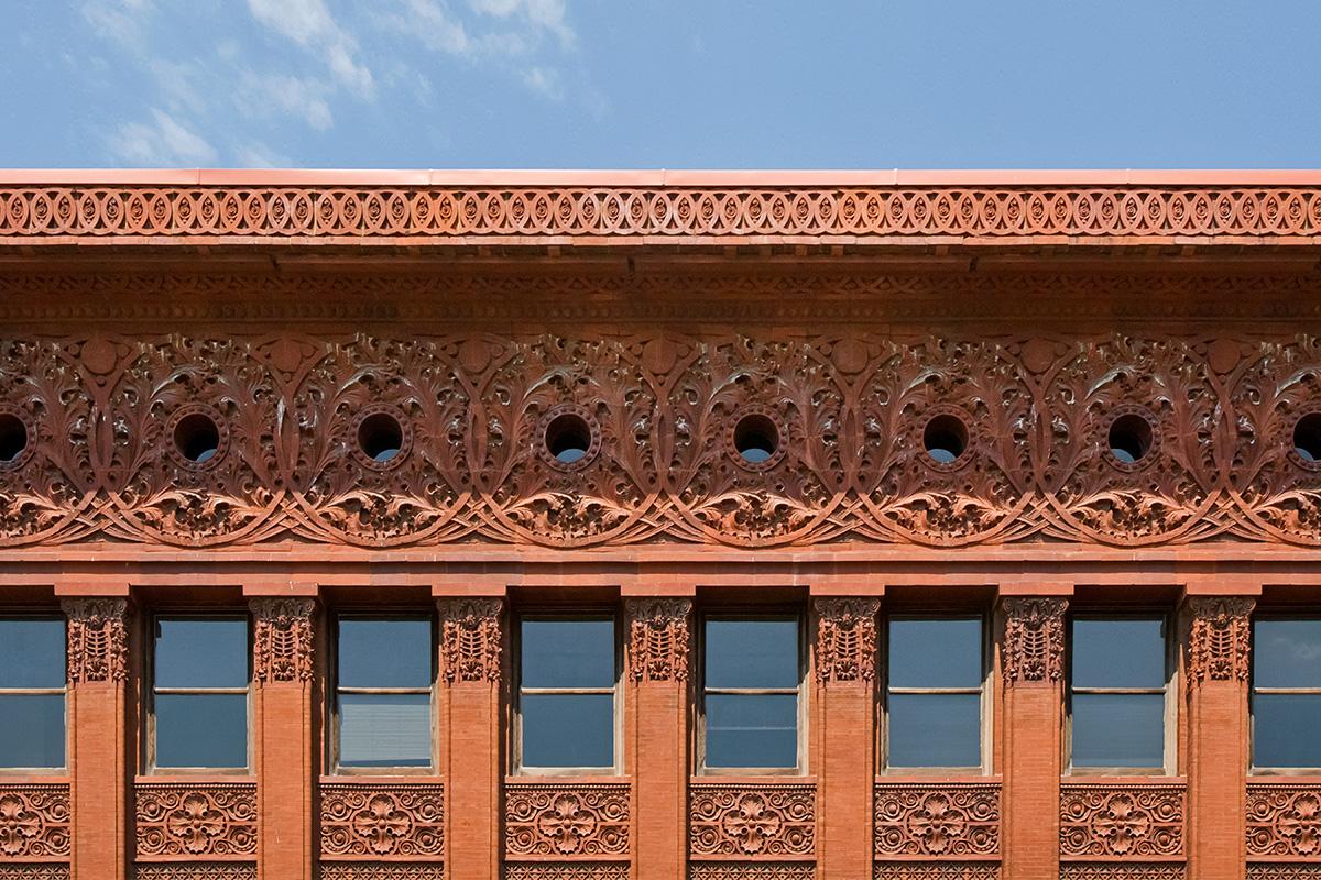 Wainwright Building / St. Louis MO / Adler & Sullivan