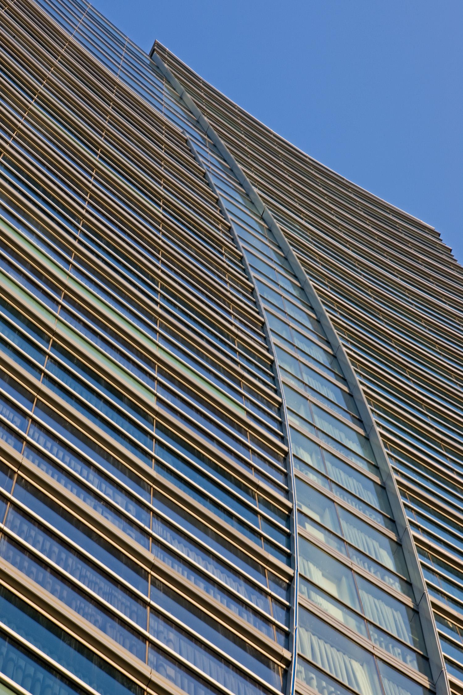 Blue Chip Hotel & Casino / Michigan City IN / Lucien Lagrange Architects