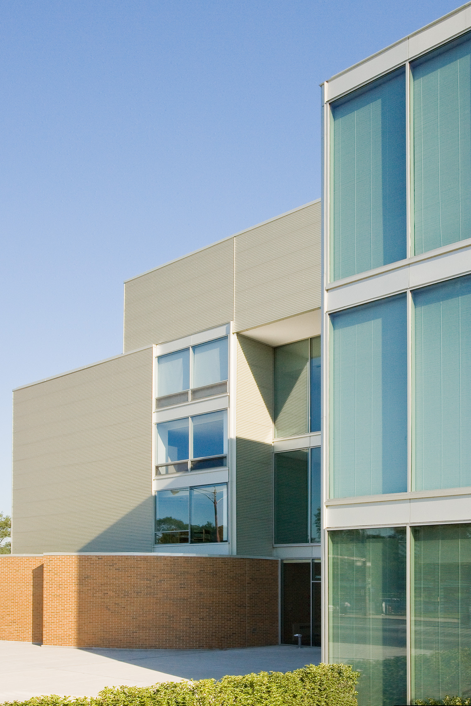 Chicago Christian Industrial League / Chicago IL / Krueck & Sexton Architects
