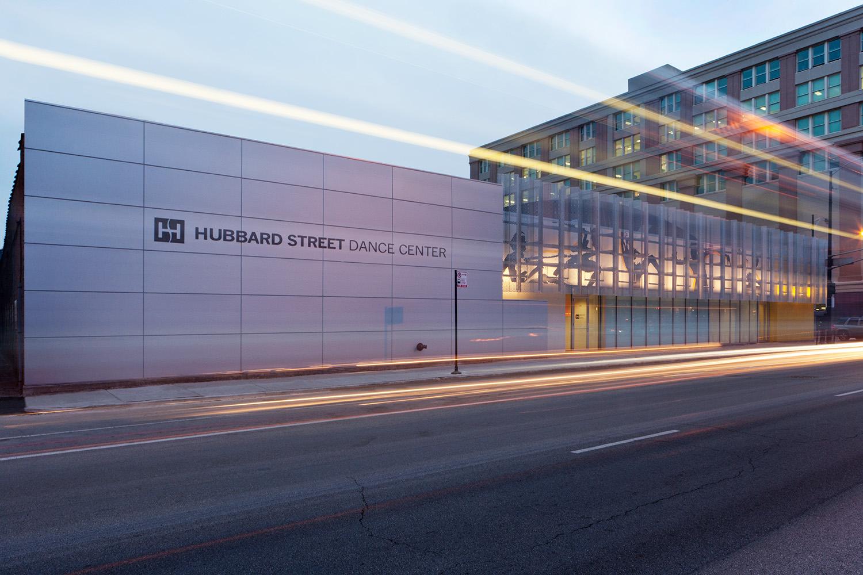 Hubbard Street Dance Center / Chicago IL / Krueck & Sexton Architects