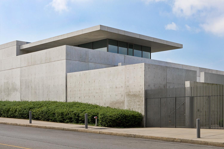 Pulitzer Arts Foundation / St. Louis MO / Tadao Ando