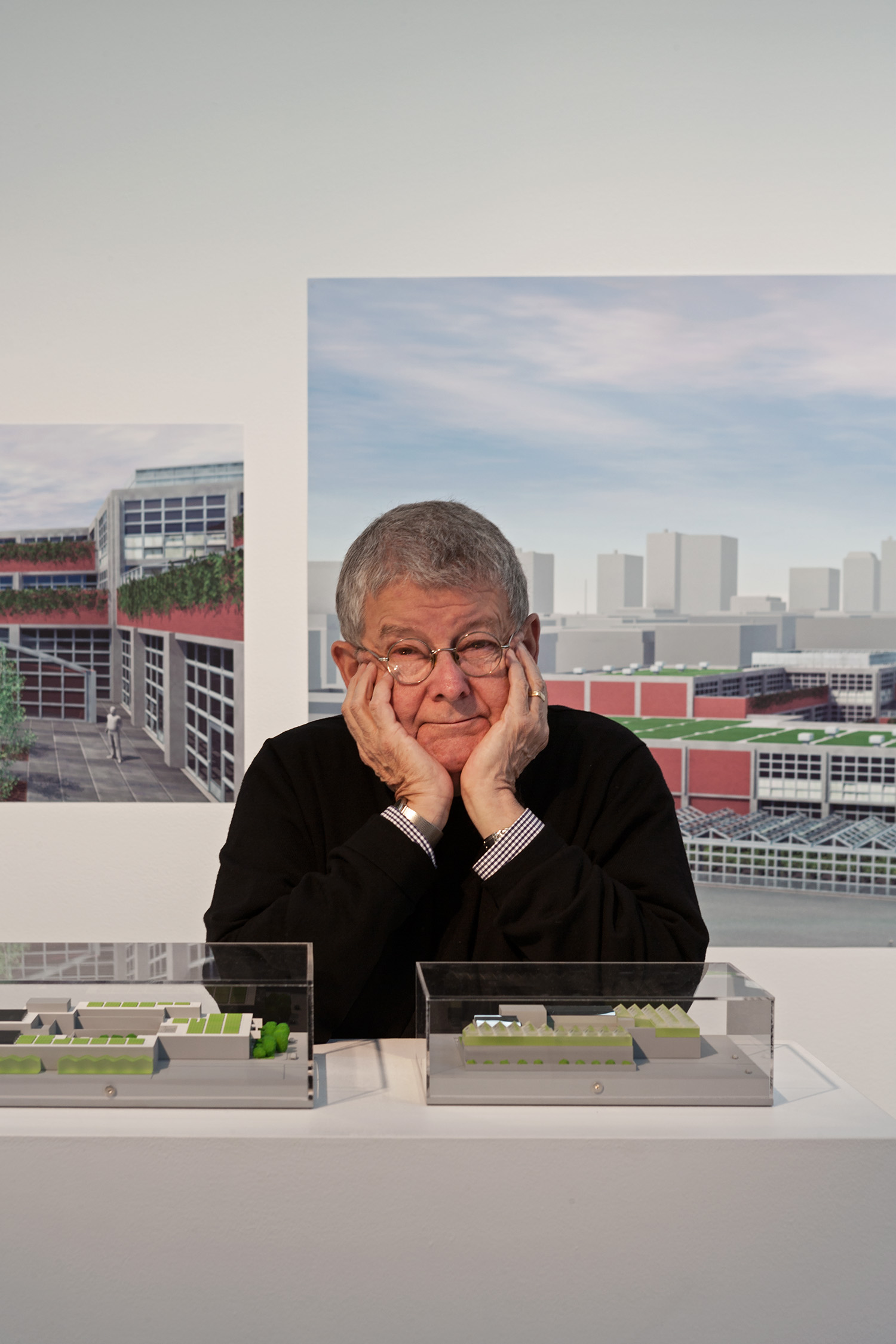 Stanley Tigerman / Principal / Tigerman McCurry Architects / Chicago IL / For The New York Times