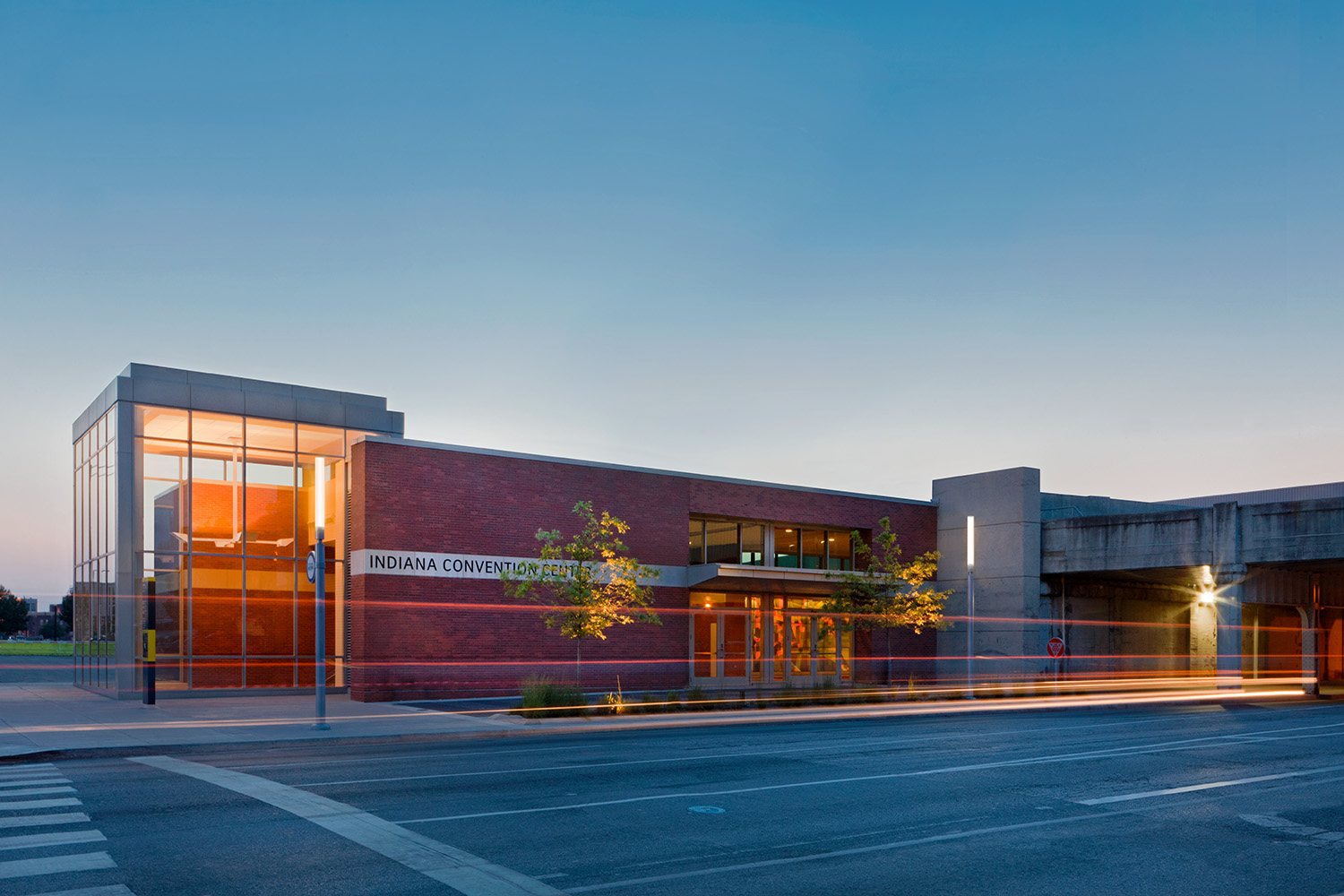 Indiana Convention Center / Indianapolis IN / Ratio Architects