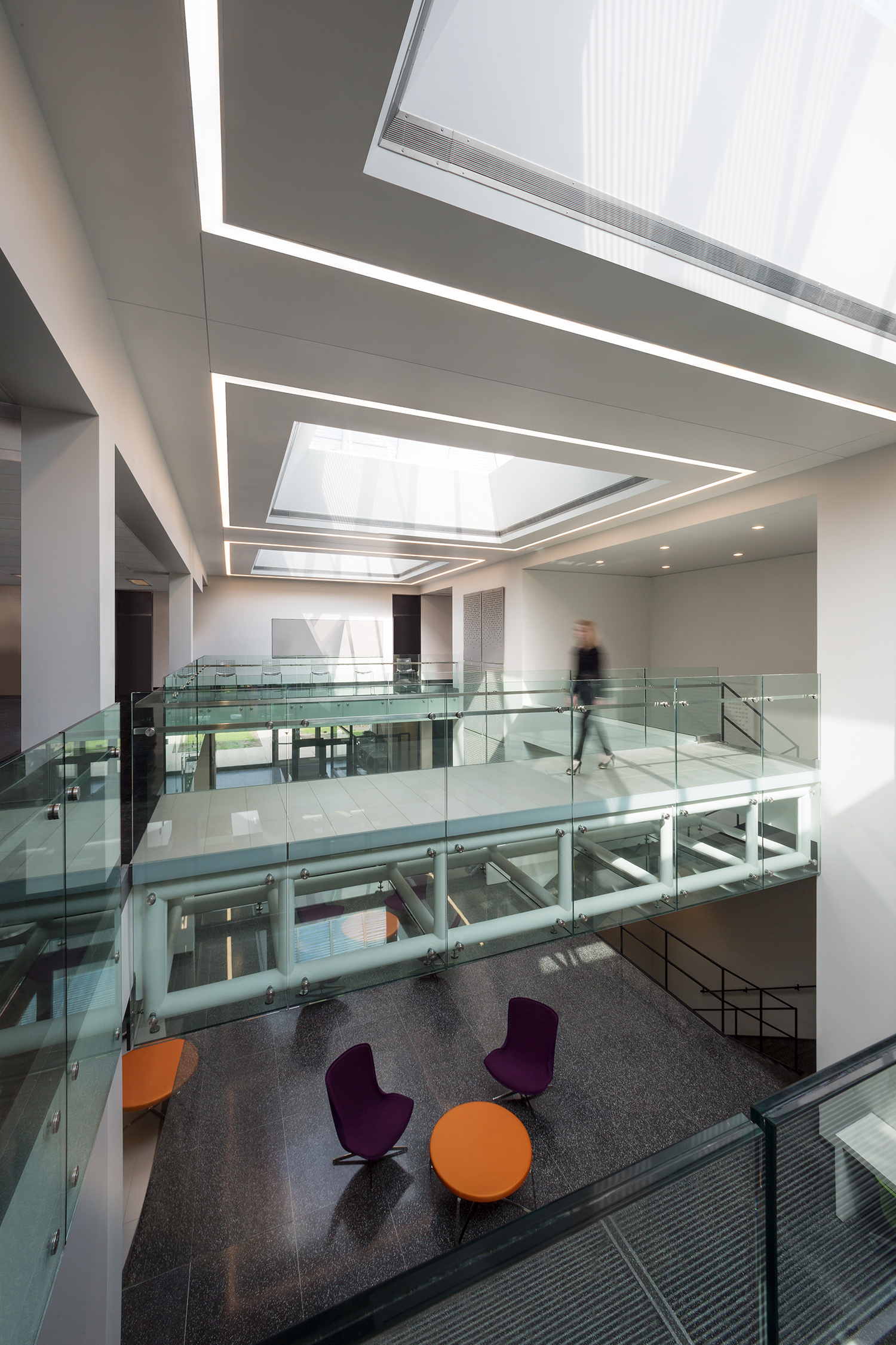 Rettaliata Engineering Center / Illinois Institute of Technology / Chicago IL / Lohan Anderson
