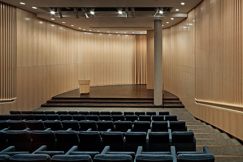 Shure Theater / Niles IL / Krueck & Sexton Architects