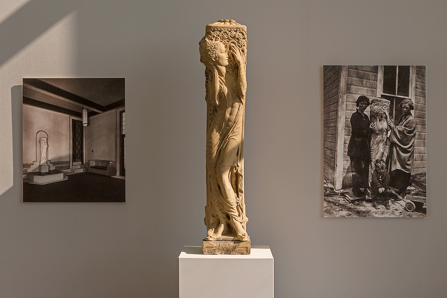 The Art of Alfonso and Margaret Iannelli / Cultural Center / Chicago IL / Curator: Tim Samuelson / 2013