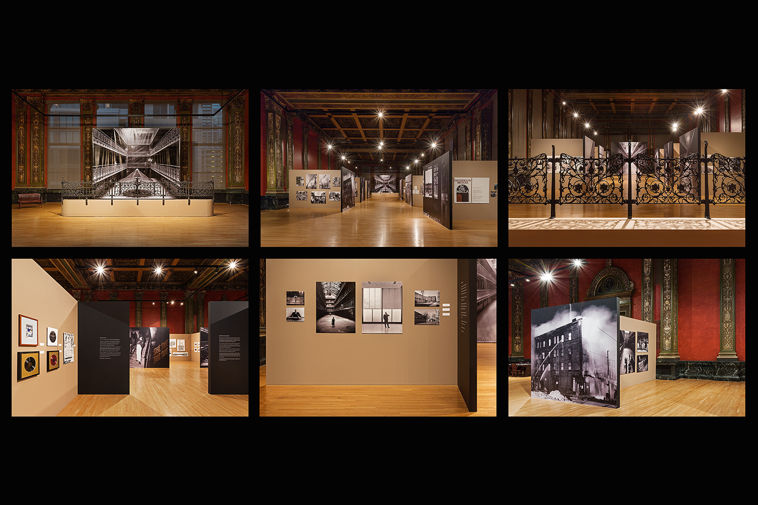 Mecca Flat Blues / Chicago Cultural Center / Chicago IL / Curator: Tim Samuelson / 2014