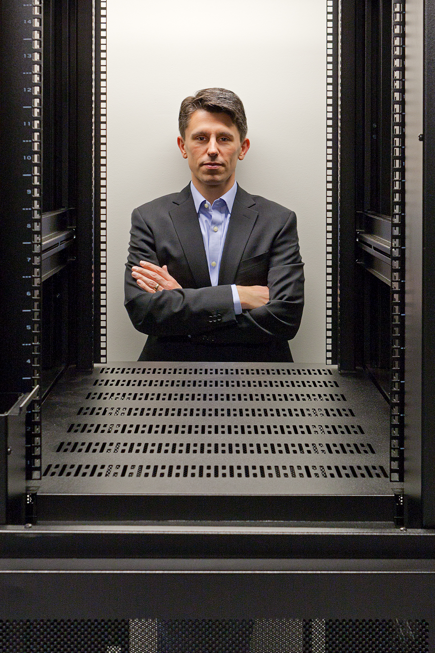 Matthew Porter / Chief Executive / Contegix / St. Louis MO / For the New York Times