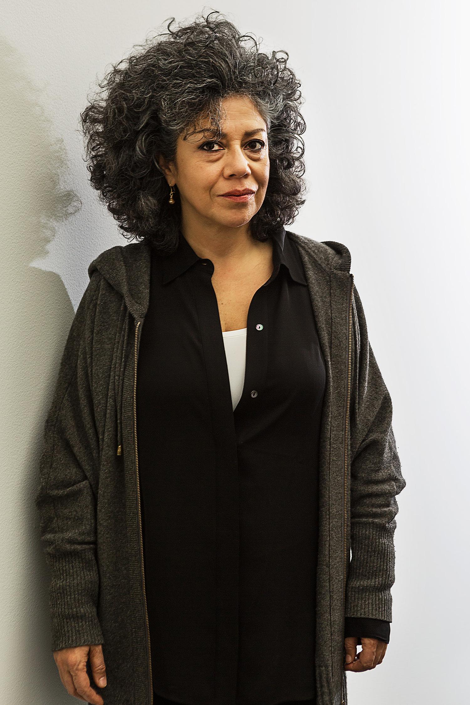 Doris Salcedo / Artist / Bogota, Colombia / For the New York Times