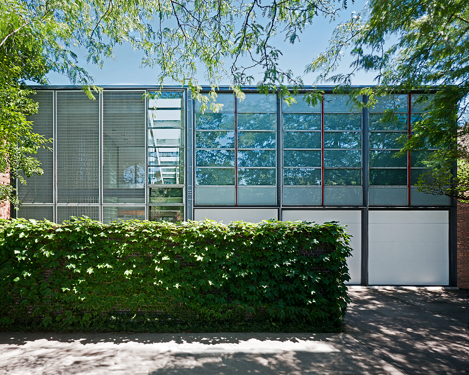 Steel and Glass House / Chicago IL / Krueck & Sexton Architects