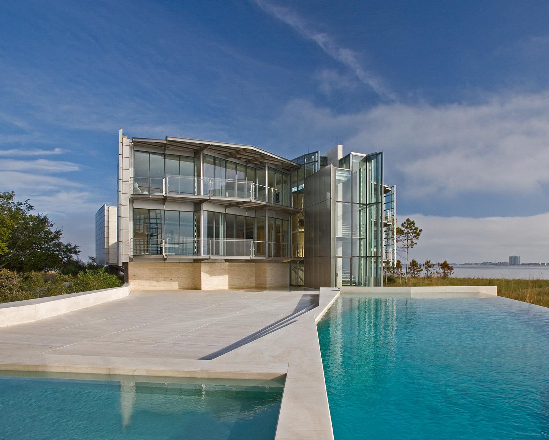 Transparent House / Pensacola FL / Krueck & Sexton Architects