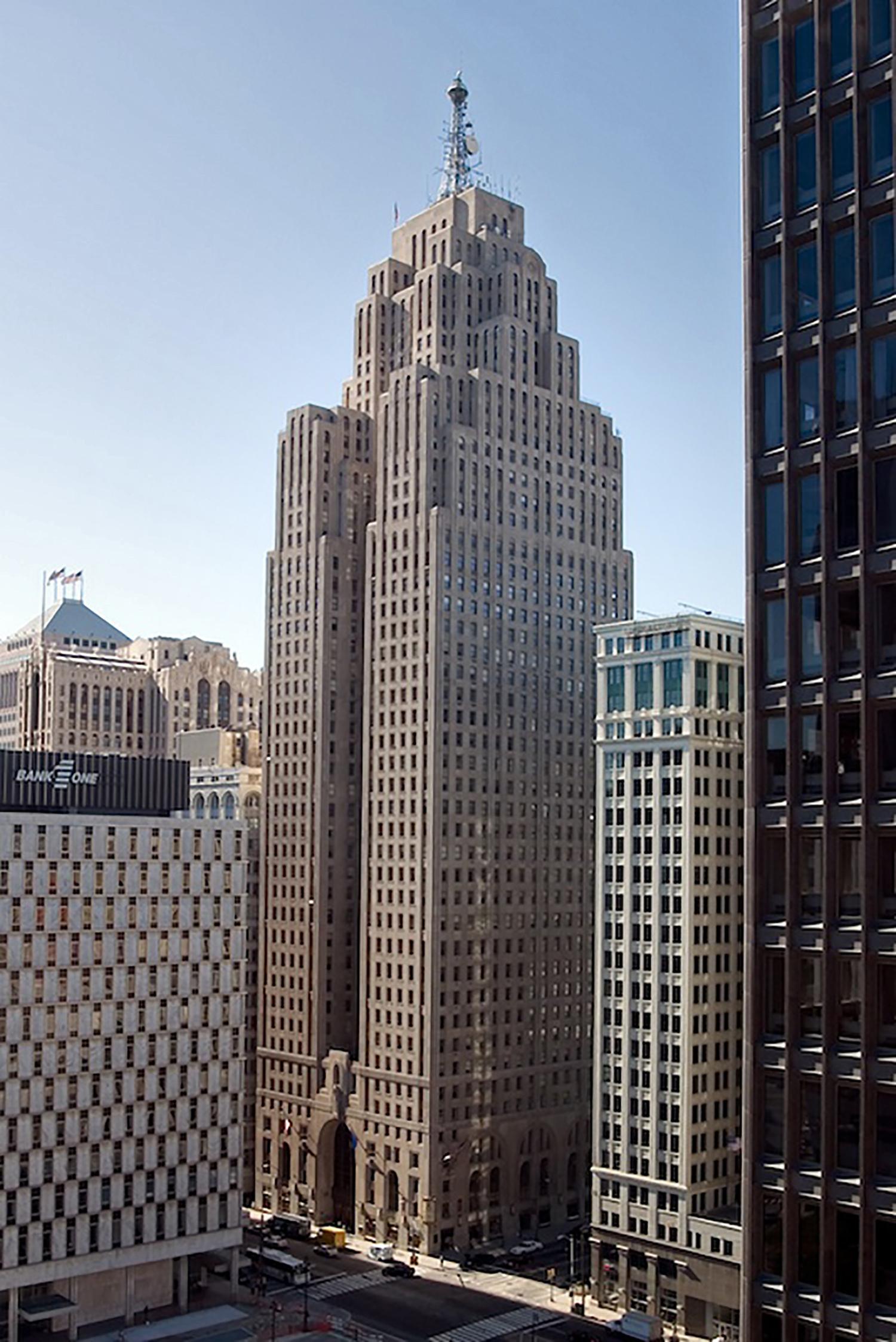 Penobscot Building / Wirt Rowland / 1928