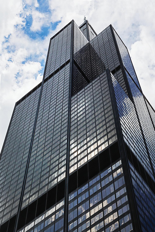 Willis (Sears) Tower / Skidmore, Owings & Merrill / 1974