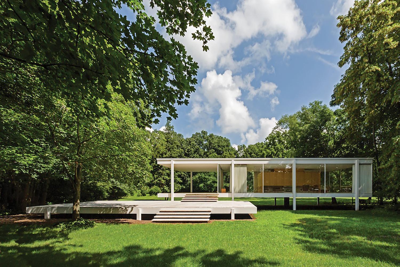 Farnsworth House / Mies van der Rohe / 1951