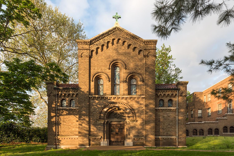 Manresa Chapel / Mauran & Russell / 1911